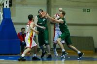 Тульские баскетболисты «Арсенала» обыграли черкесский «Эльбрус», Фото: 26