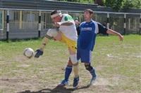 Тульские журналисты сыграли в футбол с зэками, Фото: 24