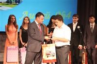 Владимир Груздев поздравил тульских выпускников-медалистов, Фото: 99