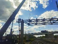 Демонтаж трубопровода у Восточного обвода, Фото: 4