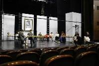 Репетиция в Тульском академическом театре драмы, Фото: 41
