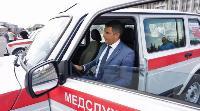 Тульским медикам передали 41 автомобиль , Фото: 9