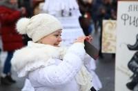 Арт-объекты на площади Ленина, 5.01.2015, Фото: 2