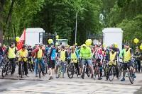В Туле прошел большой велопарад, Фото: 80
