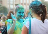 ColorFest в Туле. Фестиваль красок Холи. 18 июля 2015, Фото: 66