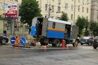 Проспект Ленина затопило, Фото: 2
