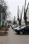 Парковка в районе ул. Тургеневской (недалеко от ТЦ «Гостиный двор»), Фото: 1