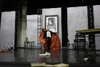 Репетиция в Тульском академическом театре драмы, Фото: 93
