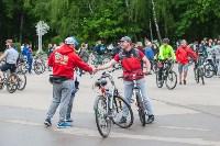В Туле прошел большой велопарад, Фото: 25