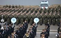 Репетиция Парада Победы в подмосковном Алабино, Фото: 69