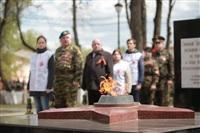 В Белёве зажгли Вечный огонь, Фото: 52