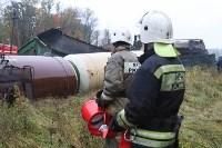 Крушение поезда в Тульской области, Фото: 4