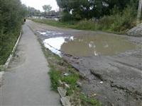 дорога к дому 8 по улице Гремицы г. Алексин, Фото: 6