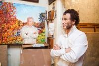 Александр Немцов рассказал об истории картины с Путиным, Богородицей и Николаем II, Фото: 37
