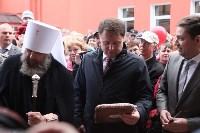 Открытие торговых рядов в Тульском кремле. День города-2015, Фото: 36