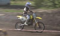 Юные мотоциклисты соревновались в мотокроссе в Новомосковске, Фото: 18