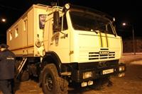 Порыв отопления в Ефремове, 22.01.2014, Фото: 2