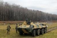 Стрельба, БТР и спасение раненых: в Тульской области бойцы Росгвардии неделю жили в лесу, Фото: 38