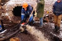 Как проходили раскопки в центре Тулы, Фото: 13
