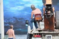 Граффити в Иншинке. Айвазовский. , Фото: 9