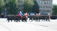 Командиру 106-й гвардейской воздушно-десантной дивизии вручено Георгиевское знамя, Фото: 2