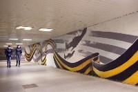 Граффити в подземном переходе на ул. Станиславского., Фото: 3