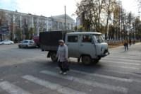 Знаки запрета поворота на ул. Агеева. 10.10.2014, Фото: 6
