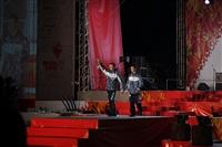 Этафета олимпийского огня. Площадь Ленина, Фото: 27