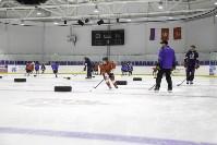 Легенды хоккея провели мастер-класс в Туле, Фото: 2