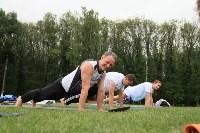 День йоги в парке 21 июня, Фото: 73