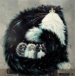 Рисованные котики, Фото: 5