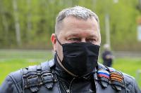 Тульские байкеры почтили память героев в Ясной Поляне, Фото: 38