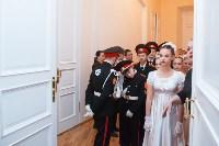 В колонном зале Дома дворянского собрания в Туле прошел областной кадетский бал, Фото: 7