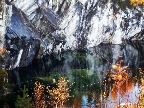 Мраморный каньон. Чудесное место - с разных ракурсов получаются абсолютно разные фото