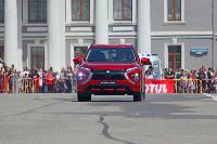 В День России тулякам показали мощь и красоту двух восхитительных новинок Mitsubishi, Фото: 17