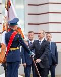 Путин в Суворовском училище, Фото: 52