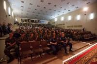 Звёзды Первого канала устроили концерт в военной части, Фото: 52