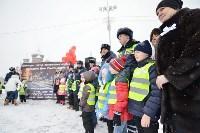 Автофлешмоб на площади Ленина в честь Дня памяти жертв ДТП, Фото: 21