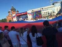 Флаг на площади Ленина, Фото: 3