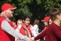 В Туле прошел ежегодный парад студентов, Фото: 55