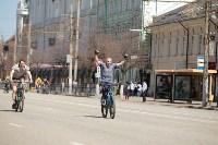 В семейном велопараде приняли участие сотни туляков , Фото: 41