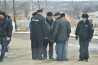Бунт в цыганском поселении в Плеханово, Фото: 23