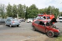Массовое ДТП на проспекте Ленина 15 июля 2015, Фото: 9