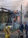 В Туле загорелся дом, Фото: 2
