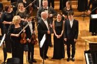Оркестр Новомосковского музыкального колледжа выступил с концертом в Казани, Фото: 7