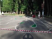 В Центральном парке появилась трасса для радиоуправляемых моделей, Фото: 27