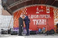 Дмитрий Миляев наградил выдающихся туляков в День города, Фото: 38