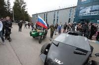 Открытие мотосезона в Новомосковске, Фото: 152