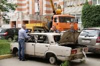 Эвакуировали бесхозный автомобиль, Фото: 3