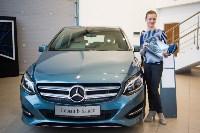 Mercedes-Benz представил обновленный В-класс, Фото: 1